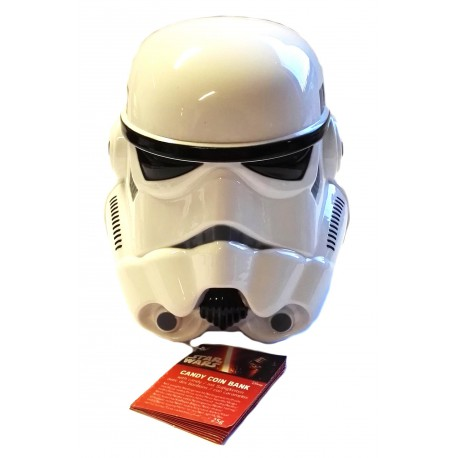 Stormtrooper candy coin Bank