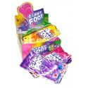 Giant Foot Lollipop * 24 pièces