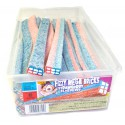 Mega Bricks Fizzy Strawberry Blueberry 40 pces