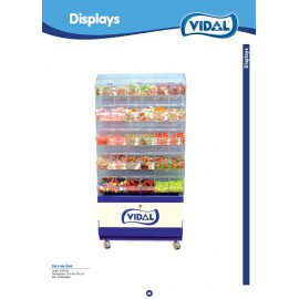 Présentoir Vidal 30 boxes