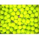 Tennis Balles Bubble Gum coeur citron 1 kg