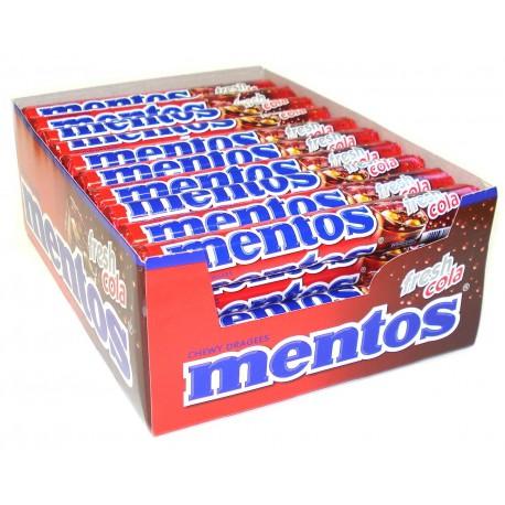 MENTOS FRESH COLA x40