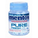 MENTOS GUM PURE FRESH Mint  Bottle 30p