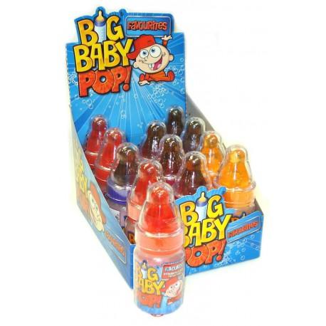 BIG BABY POP Rainbow CLASSIC x12